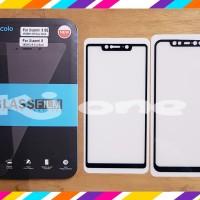 MOCOLO FULL LEM FULL COVER Xiaomi Mi8 Mi 8 SE LITE Tempered Glass - Mi 8