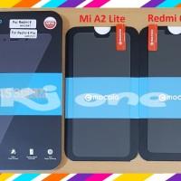 MOCOLO CLEAR Xiaomi Redmi 6 6A 6X Mi A2 MiA2 Lite Tempered Glass