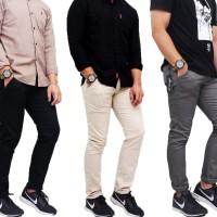 Celana Panjang Chino Pria Premium Quality / Celana Kerja Pria