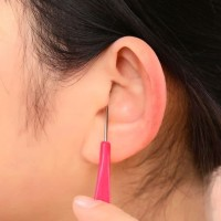 Korek Kuping / Telinga manual Dengan Lubang Gantungan - BER001