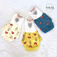Holly Hoodie   Baju Anjing Kucing Dog Cat Pet Clothing