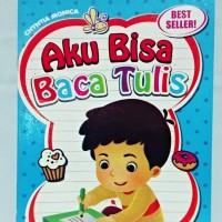 Buku Anak Aku Bisa Baca Tulis Best Seller