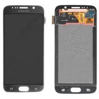LCD+TS HP Samsung S6 [Layar LCD/Touchscreen/ Sparepart Handphone]