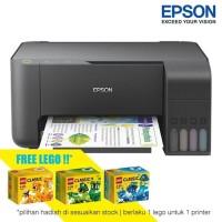 Epson Printer L3110 Print Scan Copy - Hitam