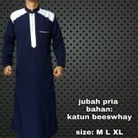 JUBAH GAMIS PRIA - Fashion Muslim Pria