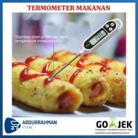 Termometer Digital LCD Makanan - Minuman / Digital Food Thermometer