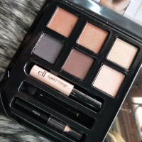 ELF Cosmetics Beauty Book Bronze Look Eyeshadow/Face Palette