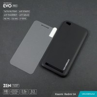 Tempered Glass + VEVORIUM EVO PRO Xiaomi Redmi 5A Soft Case Softcase