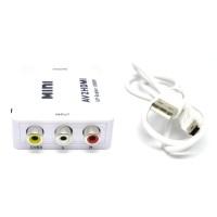 Konverter Video AV ke HDMI - HDV-M610