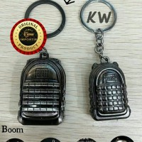 KEY CHAIN PUBG ORIGINAL Gantungan Kunci Fashion Gamers Holder Aksesori