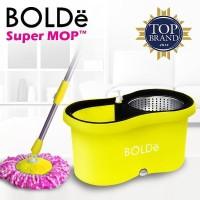 SUPERMOP BOLDE M100X+ - ALAT PEL OTOMATIS - ASLI