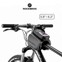 ROCKBROS ZH009 MTB Bike Top Frame Pannier Waterproof Bag