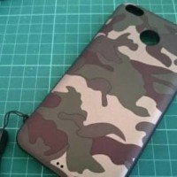 SoftCase Motif Army For Oppo F5 F5 Pro F5plus 6.0 Inchi Soft Jacket