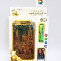 Mainan hp anak muslim/ handphone edukasi islam