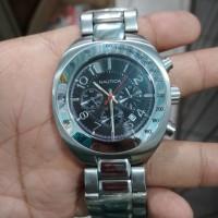 jam tangan nautica quartz chronograph