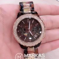 Jam Tangan Wanita Michael Kors MK5416 Madison Chronograph ORIGINAL
