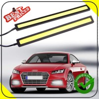 Lampu LED Mobil DRL PLASMA COB 17cm Car Universal 28 LED Waterproof