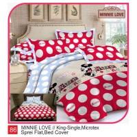 Rumindo Bedcover Set Minnie Love
