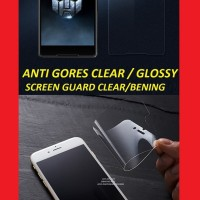 ANTI GORES CLEAR GLARE SPY OPPO F7 YOUTH 6 INCH SCREEN GUARD 400217