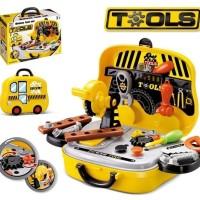 Kado Anak laki laki Mainan Peralatan Tukang Alat Tukangan MURAH