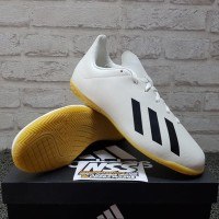 Sepatu futsal anak Adidas X Tango 18.4 IN JR Original DB2432 junior