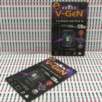 MEMORY CARD MICRO SD V-GEN 128GB KELAS 10 / TURBO ORIGINAL
