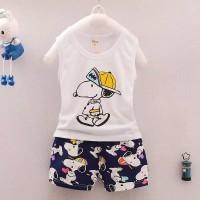 Pakaian Anak Bayi Cowok Cewek Wanita Laki Impor Original Termurah Asli