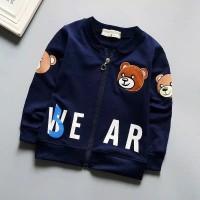 Baju Pakaian Anak Bayi Cowok Laki Cewek Perempuan Impor Original Jaket