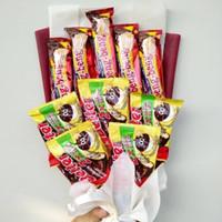 Bouquet snack | Buket wisuda | Buket snack | Bouquet wisuda 45K