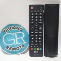 Remote Remot TV LG LCD/LED/Plasma AKB Series