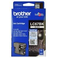 BROTHER Tinta LC-67BK   LC67BK   LC67 BK Original Black