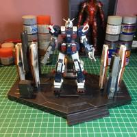 base hangar gundam fullarmor High Grade GundamBase