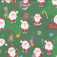 "Kertas kado Sansan Wawa SW-217 Christmas/Natal"""