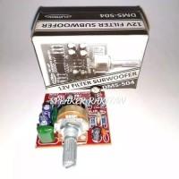 Kit 12V Filter Subwoofer DMS-504