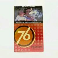 Rokok Djarum 76 Kretek 12 Batang
