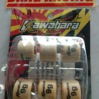 roller kawahara vario old. vario 110 led 9 gram