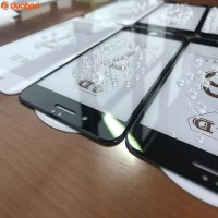New Tempered Glass Full Cover 4D Iphone 6 6S / 6 Plus / Iphone 7 / 7