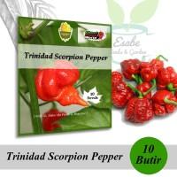 Biji Benih Cabe Trinidad Scorpion - Harvest Seed