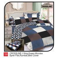 Rumindo Bedcover Set Crossline