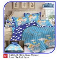 Rumindo Bedcover Set Angelic