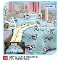 Rumindo Bedcover Set Isharu