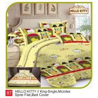 Rumindo Bedcover Set Hello Kitty
