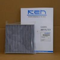 KEN Filter AC XPANDER Tipe Carbon Active