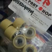 roller standar original suzuki nex set isi 6pc