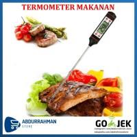Termometer Digital Pengukur Suhu Makanan BBQ Minuman Food Thermometer