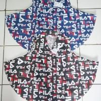 dress umbrella anak motif fila