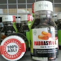 100% ASLI HABBASYI OIL 210 HNU MINYAK HABBATUSSAUDA/ JINTEN HITAM