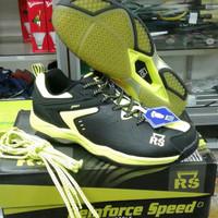 Sepatu Badminton RS Jeffer JF 891 Original