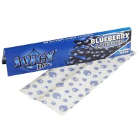Jual rolling paper Juicy jay's Kingsize Blueberry+Tbk Strawberry Mint