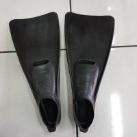 Sepatu Kaki katak sirip selam (fins)pantas panjang 36 - 37